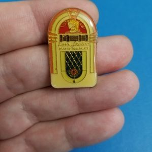 Vintage: Little Darlin's Rock & Roll Palace Pin